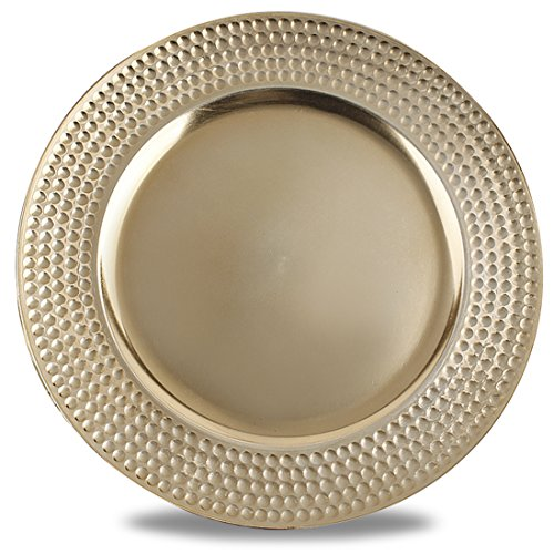 Fantastic Charger Plates Metallic Finish product image