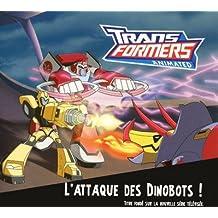Transformers : L'attaque des dinobots !