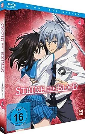 strike the blood blu ray