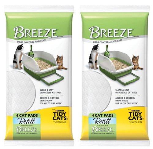 Breeze Tidy Cat Litter Pads 16.9