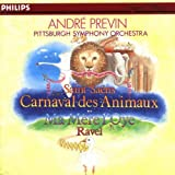 Saint-Saens: Carnival of the Animals / Ravel: Ma