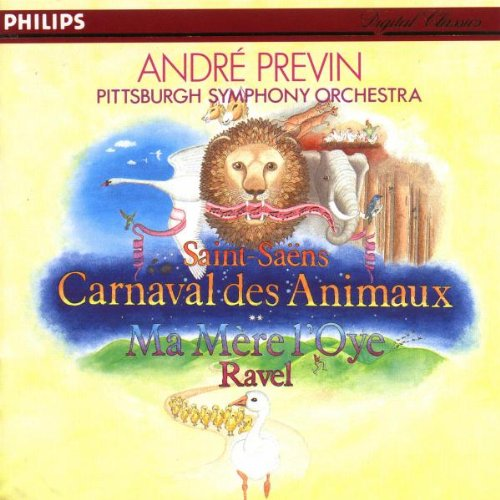 Saint-Saens: Carnival of the Animals / Ravel: Ma