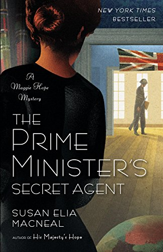 The Prime Minister's Secret Agent: A Maggie Hope Mystery cover