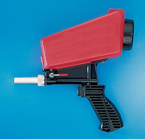Speed Blast Gravity Feed Media Blaster - Sandblaster by Eastwood