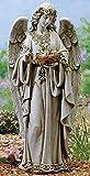 Roman 24″ Joseph's Studio Angel Holding Bird's Nest Outdoor Garden Statue Review