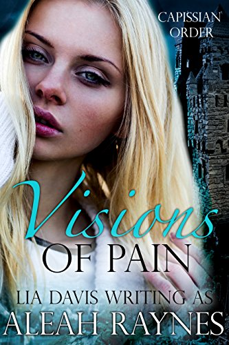 Visions of Pain (Capissian Order Book 1) cover