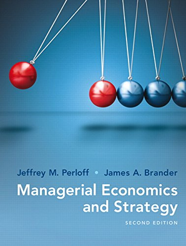 134167872 - Managerial Economics and Strategy (2nd Edition) (The Pearson Series in Economics)
