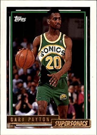huge discount 0dc43 9a48d Amazon.com: 1992 Topps Gold Basketball Card (1992-93) #184G ...