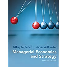Managerial Economics and Strategy (2nd Edition)