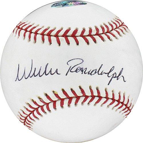 Steiner Sports MLB New York Mets Willie Randolph Baseball