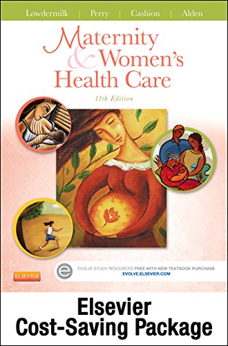 Maternity and Women's Health Care and Elsevier Adaptive Quizzing Package, 11e