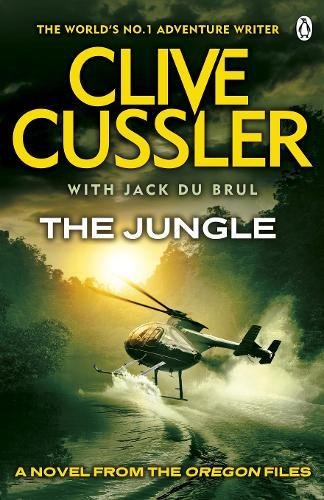 Jungle (The Oregon Files) ebook