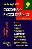 Diccionario Enciclopedico Tecnico Actualizado, Aurelio Mejia, 9589565522