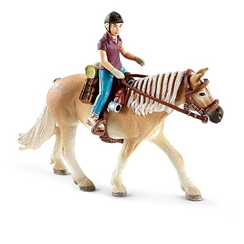 Schleich Pony Riding Set, Camping