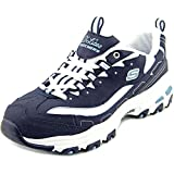 Skechers 11930 D Lites Biggest Fan - Navy/White (Blue) Womens Trainers 9 US