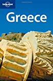 Front cover for the book Lonely Planet Greece by Paul Hellander