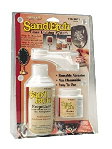 Armour Products Sand Etch Kit