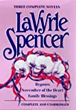 Three Complete Novels, LaVyrle Spencer, 0399141812