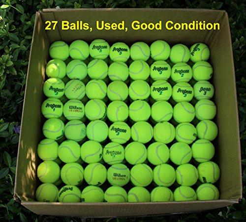 Used Tennis Balls