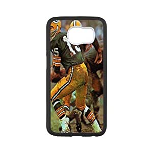 Green Bay Packers Vs. Cleveland Browns Samsung Galaxy S6 Case, Sexyass - White