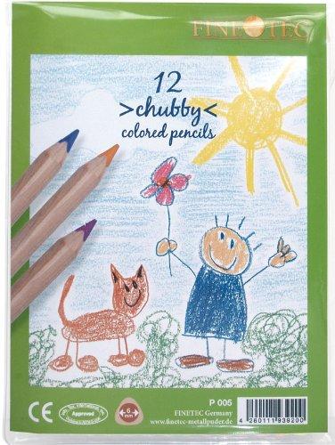 Alvin P005 Chubby Colored Pencils Set