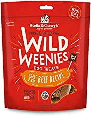 Stella & Chewy's Freeze Dried Raw Wild Weenies Do