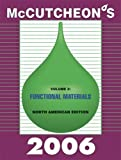 McCutcheon's Functional Materials : North American Edition, , 1933430095