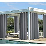 Outdoor decor Coastal Outdoor 96 Panel, Grey