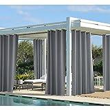 Outdoor decor Coastal Outdoor 84 Panel, Grey