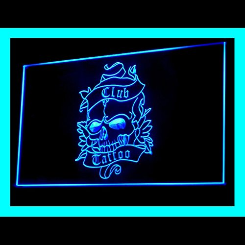 100056 Tattoo Airbrush Gun Tools Artwork Studio Display LED Light Sign by Easesign