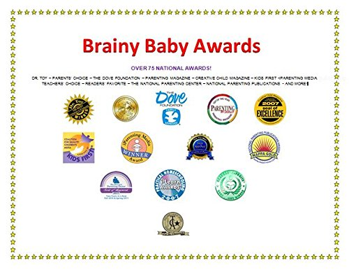 Brainy Baby Preschool Learning DVD Set of 13 Deluxe Edition