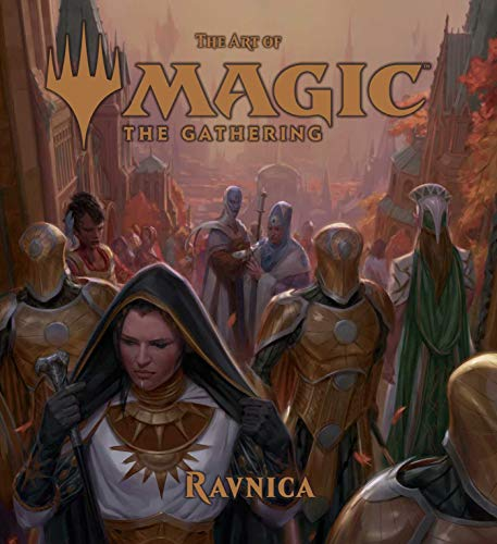 The Art of Magic: The Gathering - - Ravnica Magic Mtg