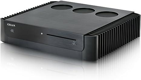 Mini caja HTPC HFX Micro M2 Silver: Amazon.es: Electrónica