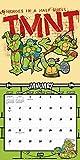 2019 Teenage Mutant Ninja Turtles Wall Calendar