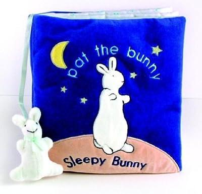 Sleepy Bunny Pat The Bunny Cloth Book by Golden Books