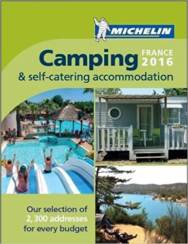 Guide camping france.