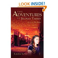 The Palace (The Adventures of Jecosan Tarres, Book 2)