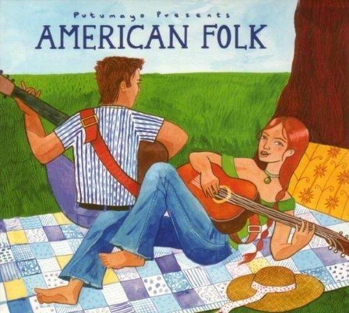 Putumayo Presents: American Folk by Putumayo Presents (2005-08-09) ()