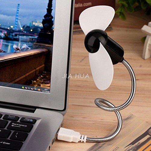 LIAN--Flexible USB Mini Cooling Fan Cooler For Laptop Desktop PC Computer - India Online Cooler
