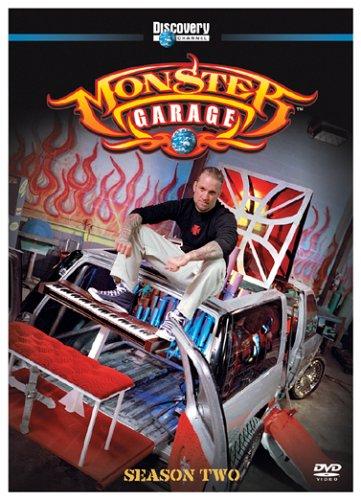 Monster Garage - Season Two - Jesse Boxed Set James