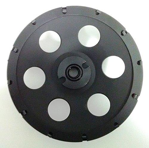 7-Inch PCD Cup Wheel Grinder 5/8