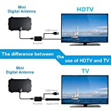 TV Antenna,Ai CAR FUN Amplified HD Digital