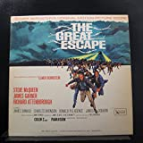 Elmer Bernstein - The Great Escape - Lp Vinyl Record