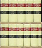 img - for The Laws of Texas 1822-1897 11 vols. book / textbook / text book