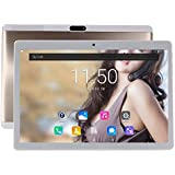 2018 Android 7.0 Octa Core 4G LTE 10 inch Tablets Android PC 1920X1200 IPS Screen Dual Sim Card 3G Phone Call WiFi Bluetooth GPS 4GB RAM 64GB ROM-Gold