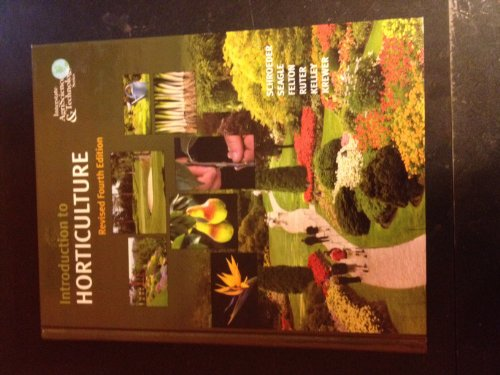 Introduction to Horticulture, Revised Fourth Edition