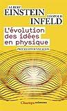 L'évolution des idées en physique