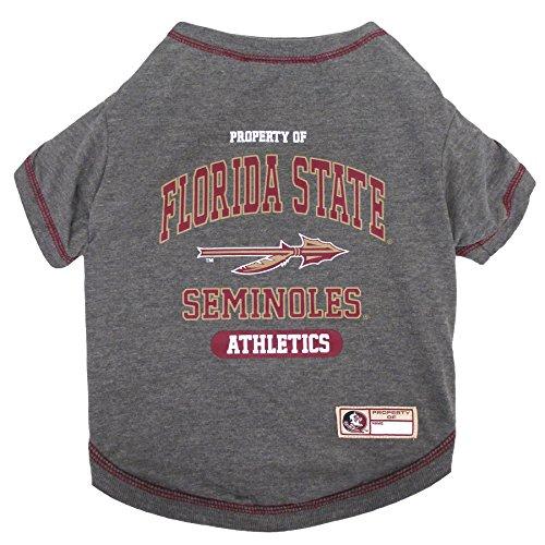 Florida State University Doggy Tee-Shirt (Medium: 14