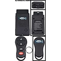 APDTY 133887 Keyless Entry Remote Key Fob Transmitter w/ Auto Programming Tool (Replacement For Vehicles That Came From The Factory With Key Fob Part Number 04602260AD, 4602260AD, 4602260AA)