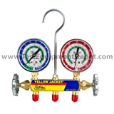 Yellow Jacket 41215 Series 41 Manifolds with 2-1/2